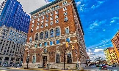 Building, 350 N Meridian St 505, 0