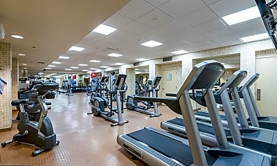 Fitness Weight Room, 2601 Pennsylvania Ave 1029, 2
