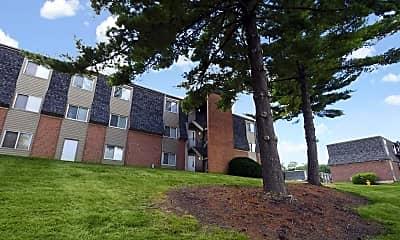 Building, Glenridge Apartments, 0