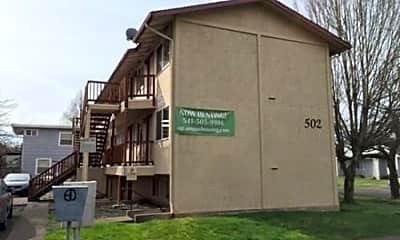 Building, 502 E 15th Ave, 0