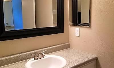 Bathroom, Sierra Place, 1
