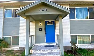 Building, 640 W 5750 S  Apt B, 0