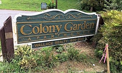 Colony Garden Apartments, 1