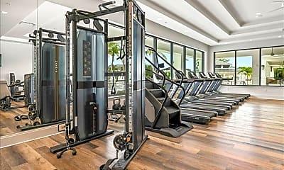 Fitness Weight Room, 300 Dunes Blvd 1001, 2