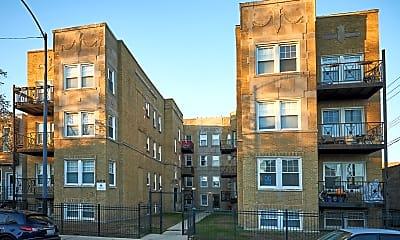 Building, 2414 W Bryn Mawr Ave, 2