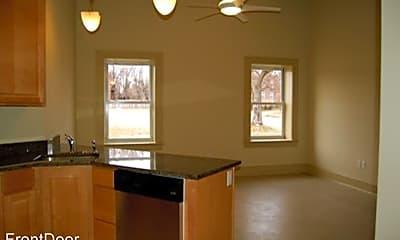 Kitchen, 3305 Park Ave. Owen's Garage Lofts, 2