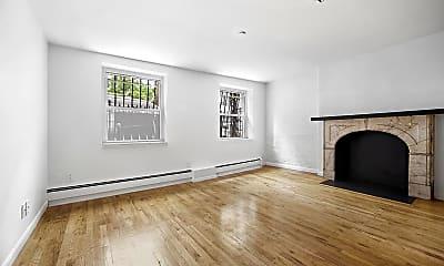 Living Room, 306 W 30th St GR-F, 0