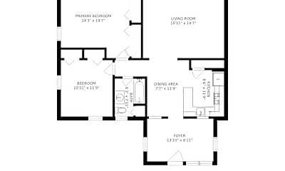 Living Room, 123 Tilt St, 2