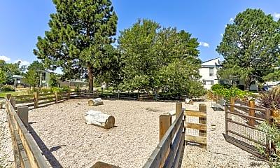 Recreation Area, Spyglass Creek, 2