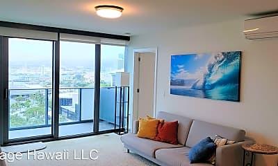 Bedroom, 600 Ala Moana Blvd, 1