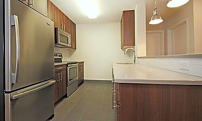 Kitchen, 100 Marshall St 507, 1