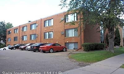 Building, 708 University Ave SE, 1