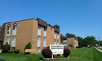 Greenbrier Apartments, 2