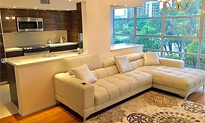 Living Room, 2101 Atlantic Shores Blvd 301, 0