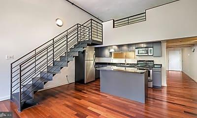 Kitchen, 1027 Arch St 205, 0
