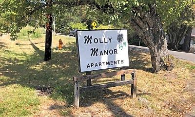 Molly Manor, 1