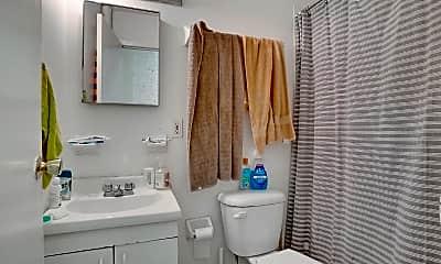 Bathroom, 359 W 47th St, 2