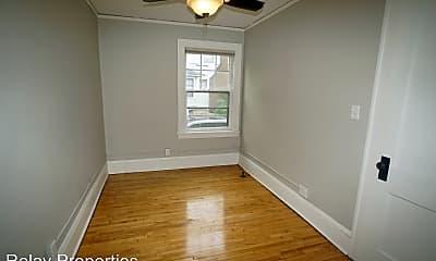 Bedroom, 1702 Laurel Avenue & 1703 Ashland Avenue, 2