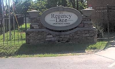 Regency Lane, 1