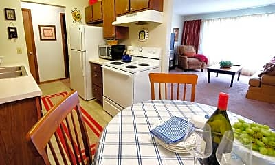 Kitchen, Rosewood Terrace, 1