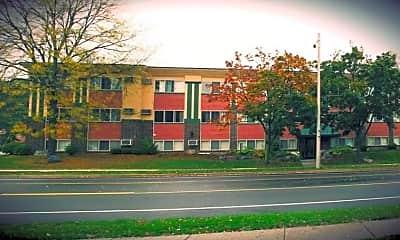 Building, Abbot Manor, 2