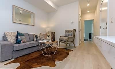 Living Room, 1241 N 27th St B, 1