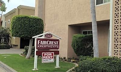 Faircrest Apartments, 1