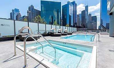 Pool, 400 N Orleans St, 2