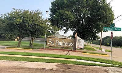 St. Andrews Apartments, 1