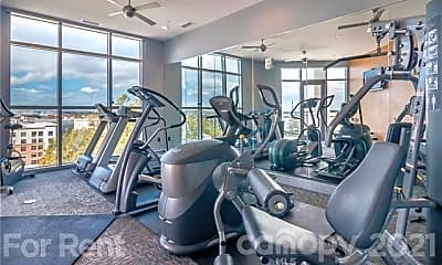 Fitness Weight Room, 333 W Trade St 1410, 2
