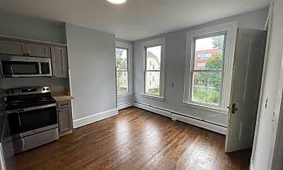 Living Room, 221 Sherman Ave, 1