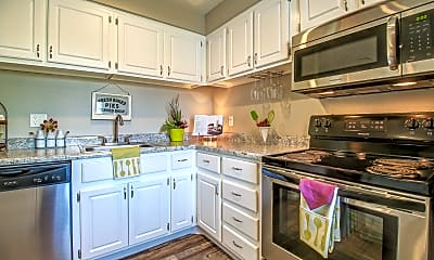 Kitchen, Chandler Meadows Furnished Apartments, 0