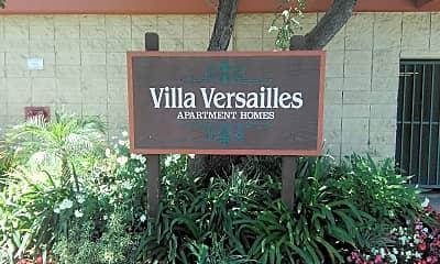 Villa Versailles, 1
