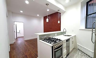 Kitchen, 28 W 132nd St 1-B, 0