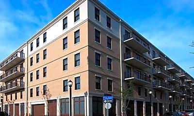 Building, Nine 27 Apartments, 0
