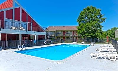 Pool, Ridgecrest, 0