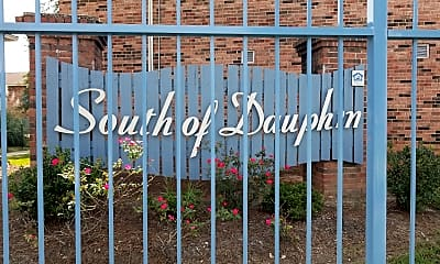 South Of Dauphin Apartments, 1