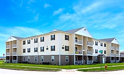 Building, The Legends Apartments, 2
