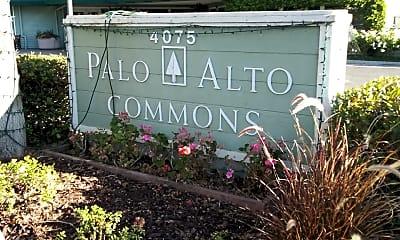 Palo Alto Commons, 1