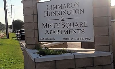 Cimmaron, Hunnington and Misty Square Apartments, 1