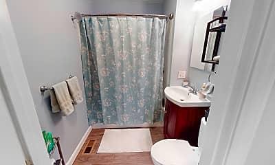 Bathroom, 128 Nonantum St, 1