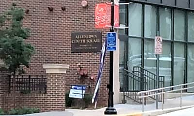 Allentown Center Square, 1