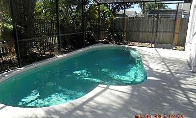 Pool, 155 Seneca Point Trail, 1