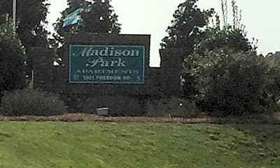 Madison Park Apartments, 1