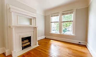 Living Room, 1108 Lake St, 0