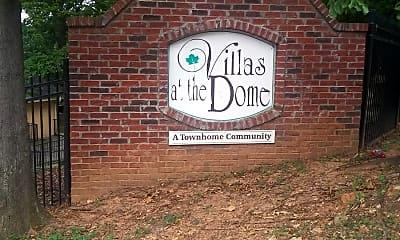 Villas at the Dome, 1