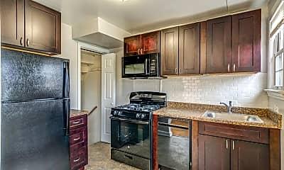 Kitchen, Alden Apartments, 0