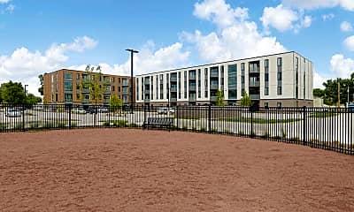 Building, Jackson Crossing, 1