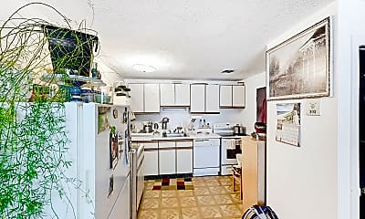 Kitchen, 365 Faneuil Street, Unit 12, 2