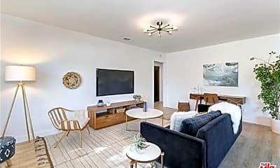 Living Room, 10801 Galvin St, 1